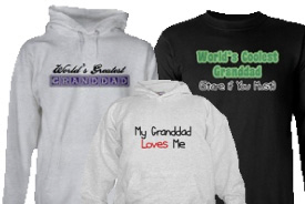Granddad Gifts and T-Shirts