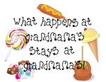 What Happens at Grandmama's...