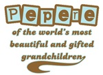 Pepere of Gifted Grandchildren