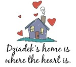 Dziadek's Home is Where the Heart Is