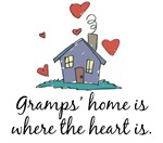 Gramps' Home is Where the Heart Is