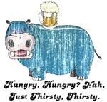Thirsty Thirsty Hippo