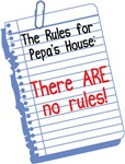 No Rules at Pepa's House
