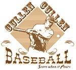 Vintage Cullen Baseball