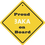 Proud Baka on Board