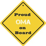 Proud Oma on Board