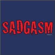 Sadgasm - Red Outlined