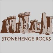 Stonehenge Rocks - Rust