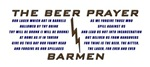 Beer Prayer
