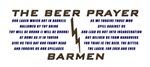 Beer Prayer