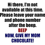 Funny Answering Machine Phone Message!