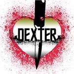 Blood Spatter Pattern Dexter Tees, Sweats & Gifts.