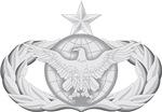 Air Force Security Badge, Version 2, Senior Level