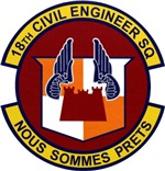 18th Civil Engineer Squadron