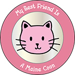My Best Friend Is The Maine Coon