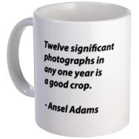 Ansel Adams Quotes on Mugs & Drinkware