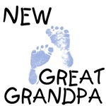 New Great Grandpa - Blue