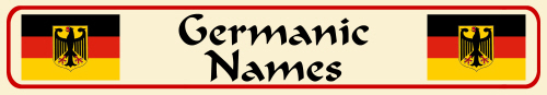 Germanic Names