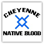Cheyenne Native Blood