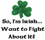 So I'm Irish