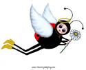 Ladybug Daisy Angel