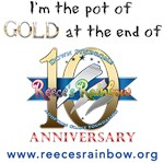 Tenth Anniversary 'Pot of Gold'