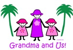 Grandma & Two Girls