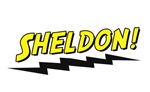Sheldon Lightning Bolt T-Shirts