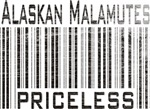 Alaskan Malamute Priceless T-shirts and gifts