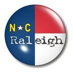 Raleigh North Carolina Flag T-shirts & Gifts
