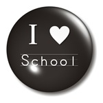 I Love School Chalkboard T-shirts & Gifts