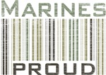 Marines Proud Military T-shirts & Gifts