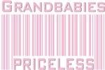 Grandbabies Priceless Pink