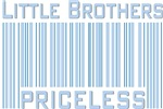 Little Brothers Priceless Brother T-shirts & Gifts