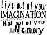 Imagination v Memory