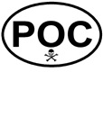 POC Pirates of Caribbean Oval T-shirts & Gifts
