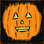Halloween Scary Pumpkin T-shirts & Gifts