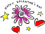 Happy Valentine's Day T-shirts & Gifts