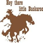 Retro Buckaroo Cowboy Western T-shirts & Gifts