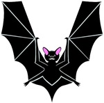 V is for Vampire Bat T-shirts & Gifts