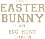 Property Of the Easter Bunny T-shirts & Gifts