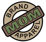 Mom Name Brand Apparel Logo T-shirts & Gifts
