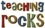 Teaching Rocks Back to School T-shirts & Gifts