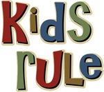 Kids Rule Student School T-shirts & Gifts