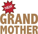 New Grandmother Grandchild Family T-shirts Gifts