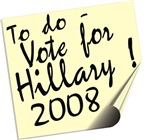 Vote Hillary Clinton Reminder T-shirts Gifts