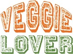 Veggie Lover Vegetarian T-shirts Gifts