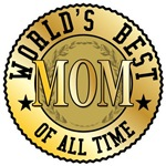World's Best Mom of All Time T-shirts Gifts