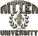 Ritter Last Name University T-shirts Gifts