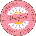 Winifred Princess Beauty Goddess T-shirt Gifts